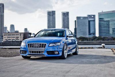 Chauffeur Driven Audi