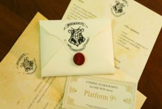 Letter from Hogwarts | Best Just like that, Courtship period