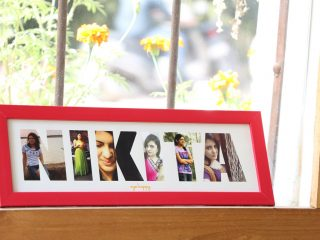 Frame The Name Best House Warming Valentines Day Just Like That