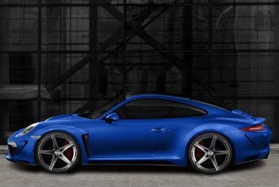 Fling with a Porsche