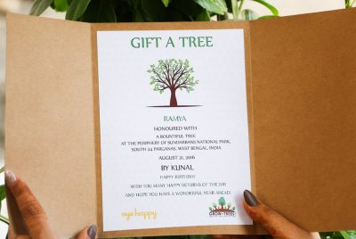 Gift a tree