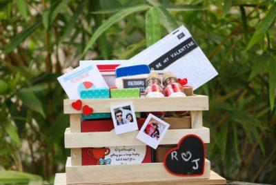 Crate full of love