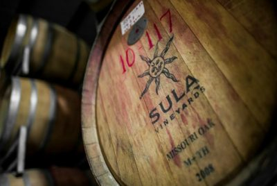 Private Tour at Sula Vineyards