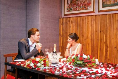 Luxury Dining at Kolkata
