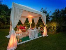 Private Cabana at Vivanta
