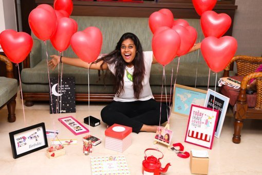 Day Of Surprises In Hyderabad Best Birthday Gifts Online In India