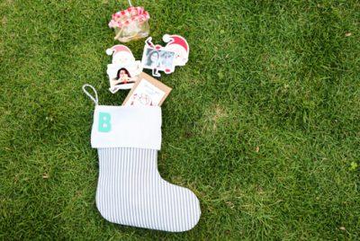 Santa's Sock