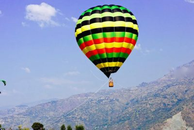 Hot Air Balloon in Dehradun