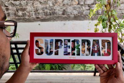 SuperDad Frame