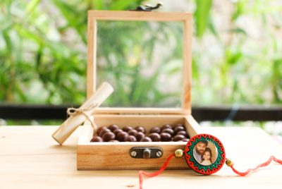 Photo Rakhi Hamper