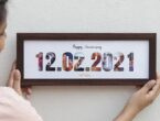 Customised date frame
