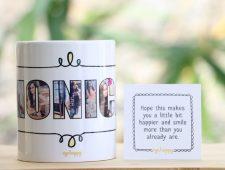 Personalized Valentine's Mug