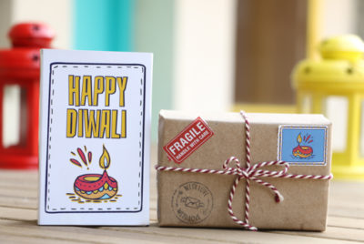 Mail for Diwali