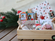 Sleigh from Santa