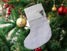 Sock from Santa