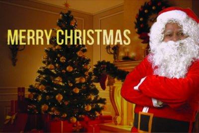 Hello from Santa