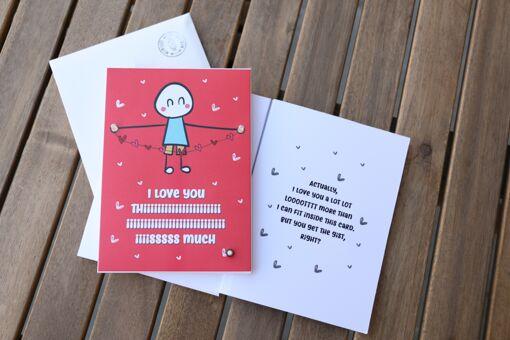 LED greeting card