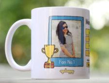 CSK Happy Mug