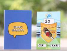 CSK Countdown Magnet