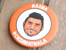 Raina Badge Edition