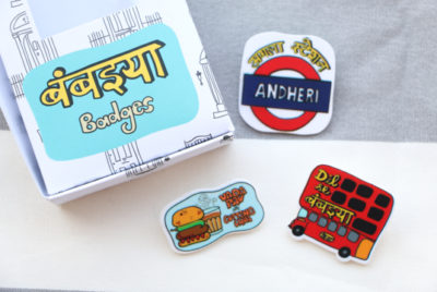 Mumbai Badges