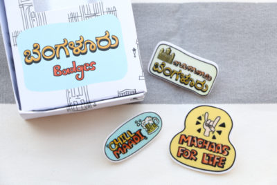 Bengaluru Badges