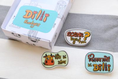 Delhi Badges