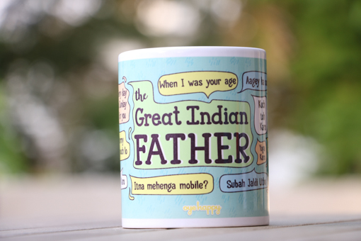 Great Indian Dad Mug Best Father S Day Gifts Online In India