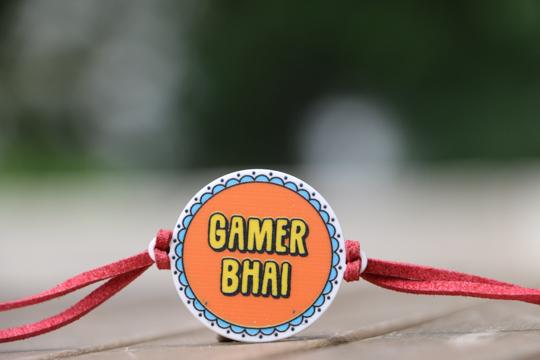 rakhi for gamer brother