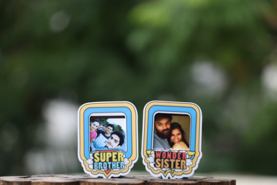 Customised gifts for sibling
