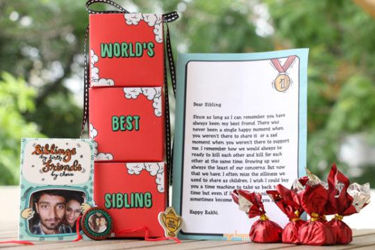 Best rakhshabandhan gift