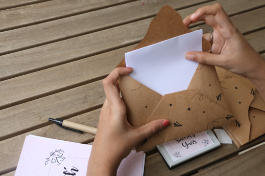 Diy Letters Kit Best Birthday Gifts Online In India