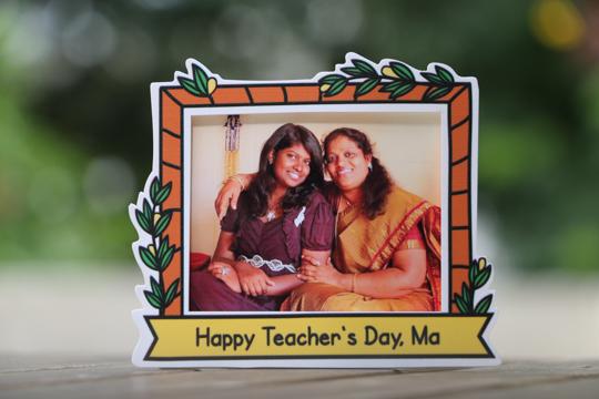 My Mom My Teacher - Best Teacher's Day