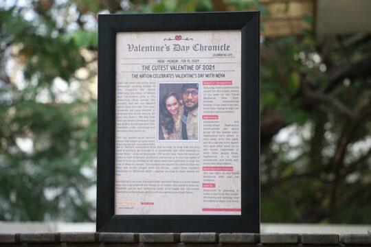 Valentine's Article
