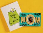Magnet for mom