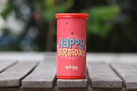 Best Heart Glitter bomb - Birthday