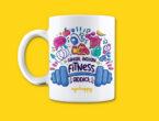 Great Indian Fitness Mug